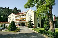 Hotel Villa Medici in Veszprem - 4-star hotel in Hungary - Wellness hotel In Veszprem